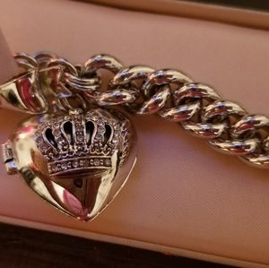 Juicy Couture Silver Bracelet